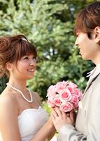 「Happy Wedding」